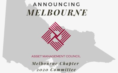 News: Dave Alexander takes on the role of Melbourne Chapter Chair at Asset Management Council
